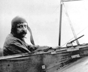 M louis Bleriot French Airman