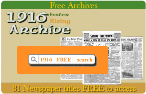 FREE EASTER RISING NEWSPAPER ARCHIVES