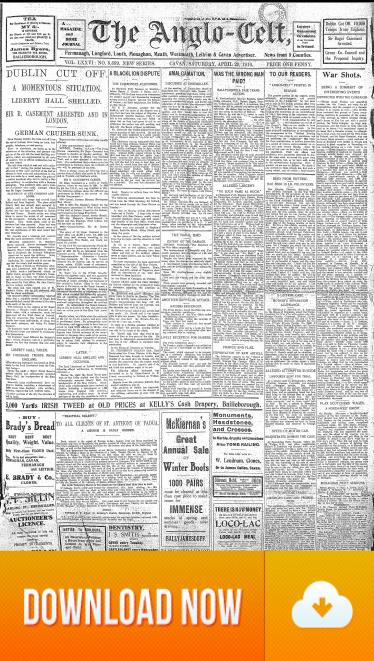 Anlgo-Celt 29.April.1916 download