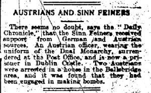 Irish Independent 06 May 1916