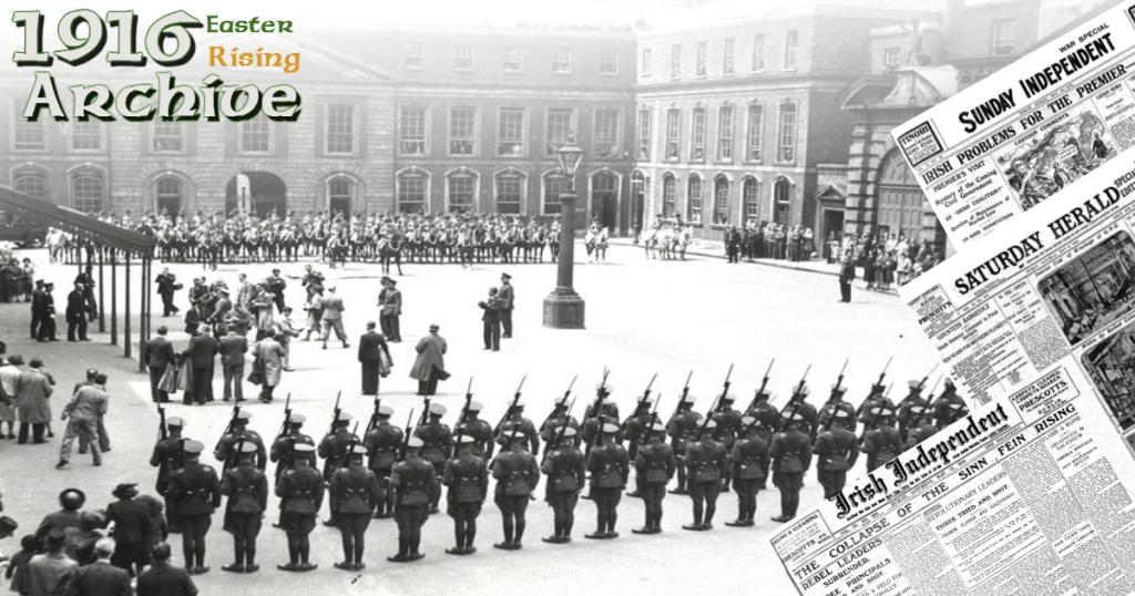 Dublin Castle 1916