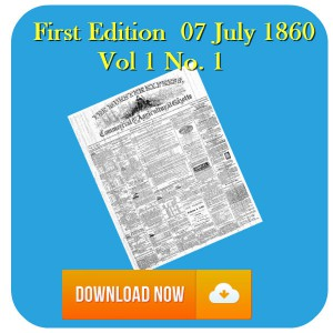 Munster Express First Edition Download 07 July 1860