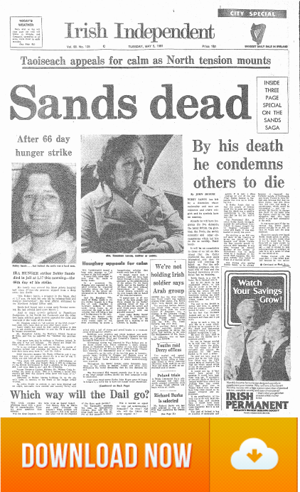 Irish Independent 05.May.1981