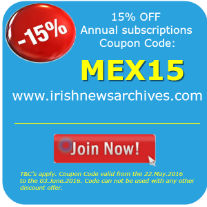 Munster Express Discount Code
