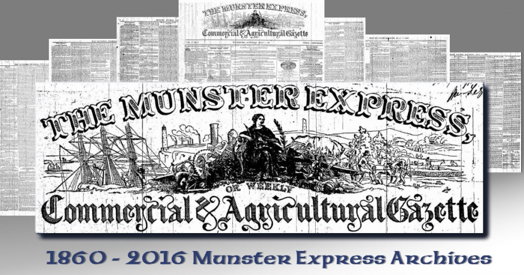 Munster Express 1860 to current