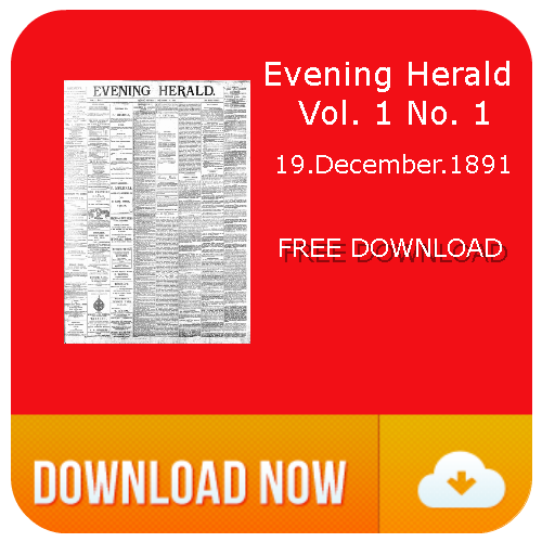 Evening Herald first edition download