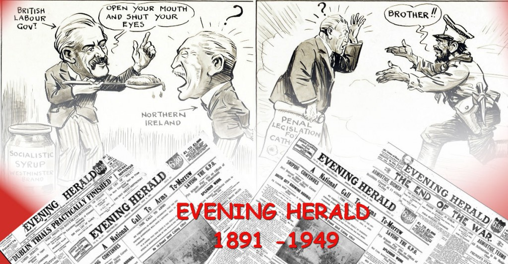 Evening Herald Archives 1891 TO 1949
