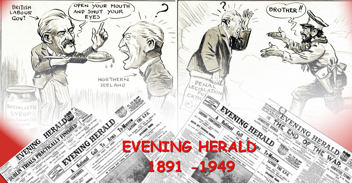 Evening Herald / Irish Newspaper Archive