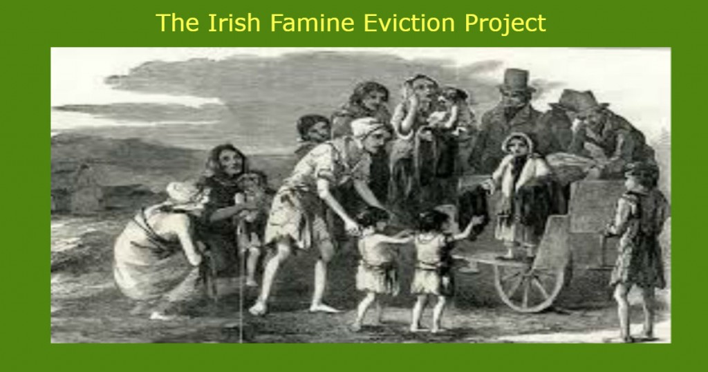 Great Irish Famine Eviction Project