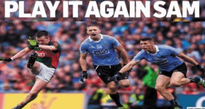 Dublin V Mayo All Ireland Final 1923, 2013 and 2016