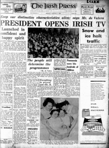 Irish Press 01 January 1962