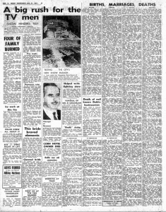 Sunday Independent 31.December.1961