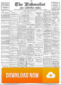 Nationalist and Leinster Times 1883-current 200