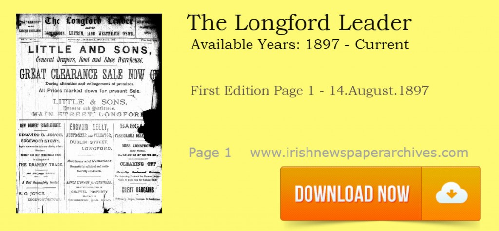The Longford Leader Archive