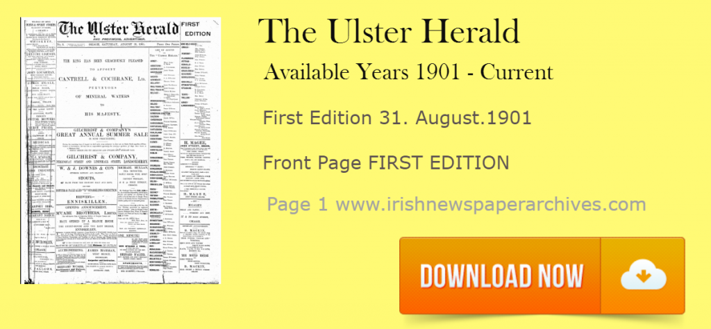 Ulster Herald WP Download