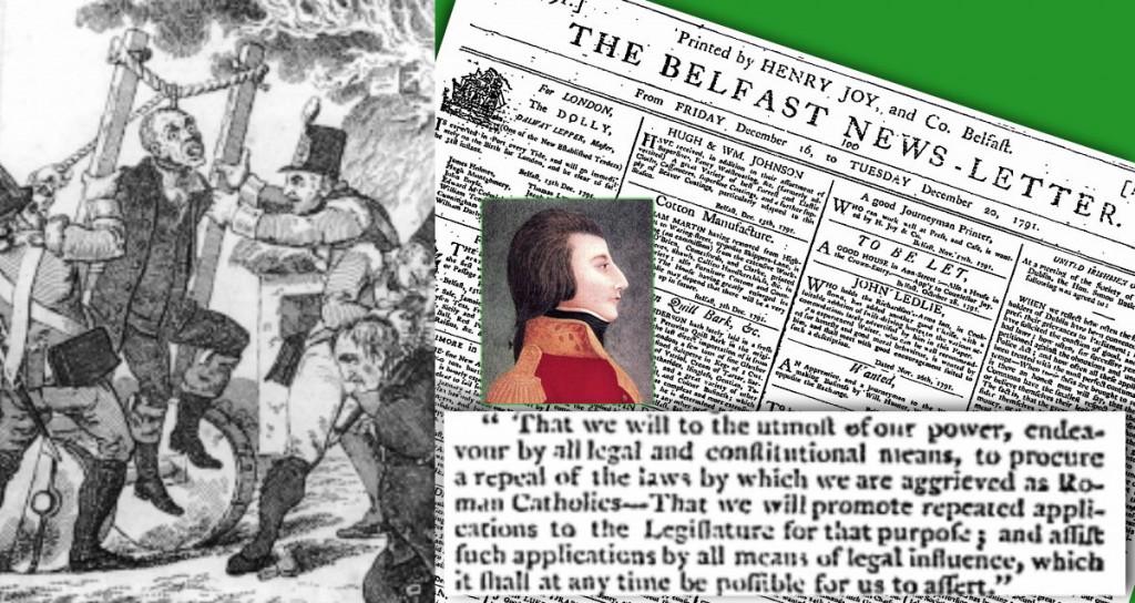 United Irishmen formed 09.November.1791