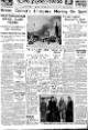 Irish Press 23.November.1936 Eoin o'Duffy Blueshirts