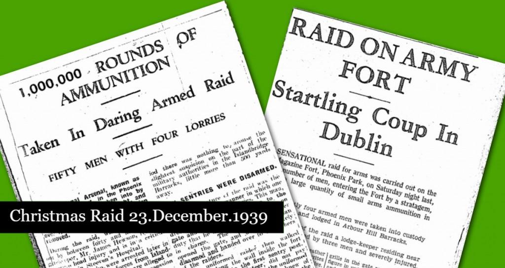 ira christmas raid on this day 23.DECEMBER.1939