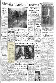 Irish Independent 1905-current Saturday December 28 1963 Thumbnail