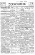 Evening Telegraph 20. January.1920  Download Irish Newspaper Archives