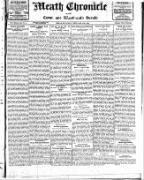 Meath Chronicle 1897-current Saturday January 17 1920 reduced