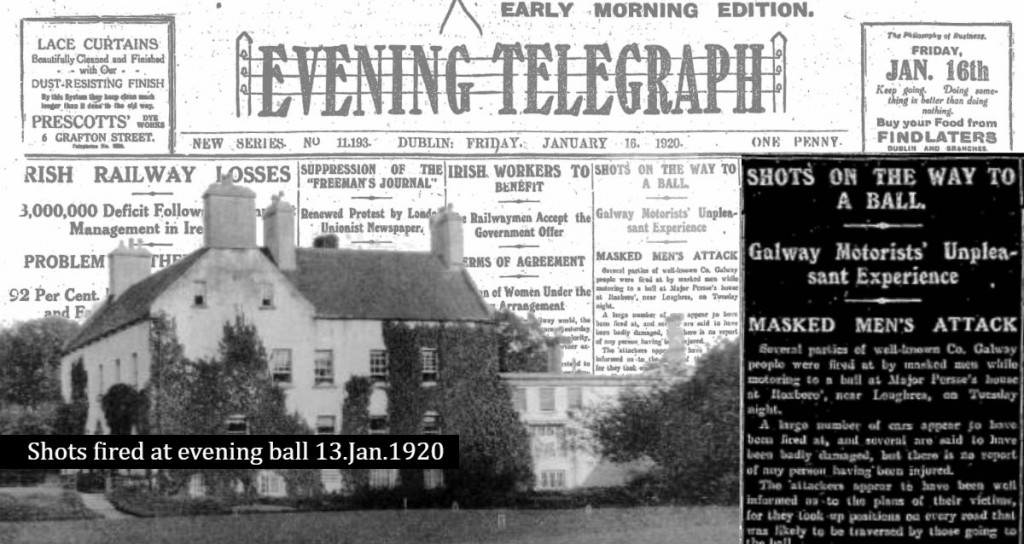 Roxborough House 13.January.1920