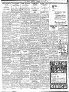 Ulster Herald 09.January.1920 Barracks attacked