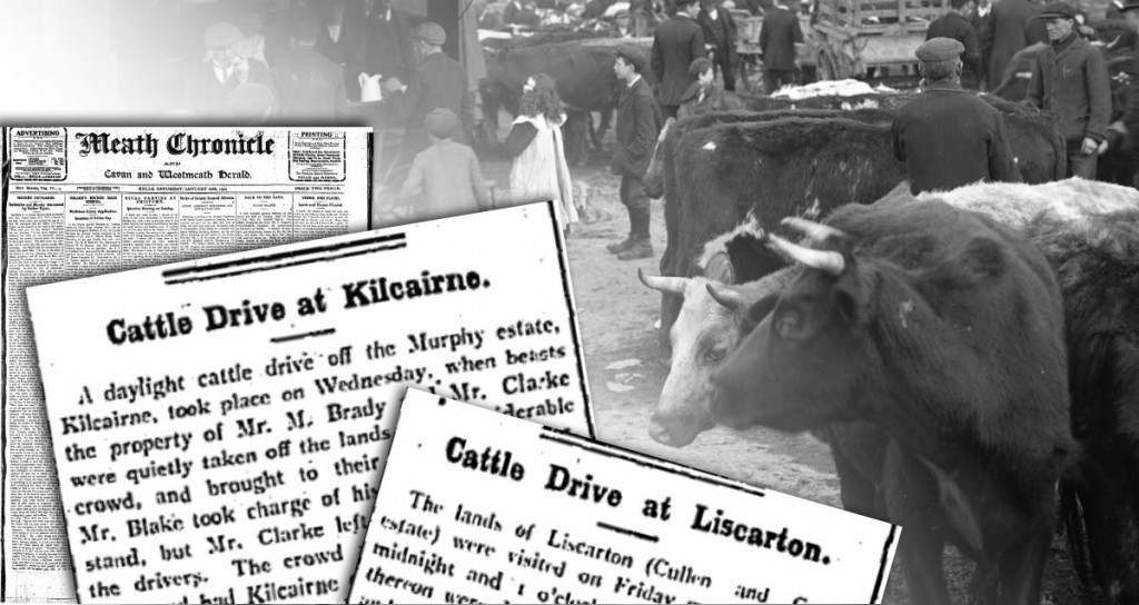 14 January 1920 a large crowd gathered at the Murphy estate at Kilcairn