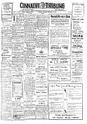 Connacht Tribune 1909-current Saturday February 28 1920 PAGE 1