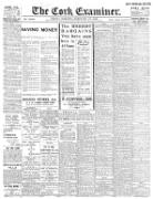 Cork Examiner 27 February 1920