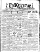 Kerryman February 21 1920 CAMP RIC BARRACKS ATTACK