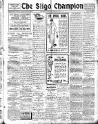 Sligo Champion 1879-current Saturday March 06 1920 page 1