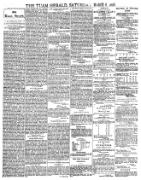 Tuam Herald 06 March 1920 Frank Shawe-Taylor  Murder