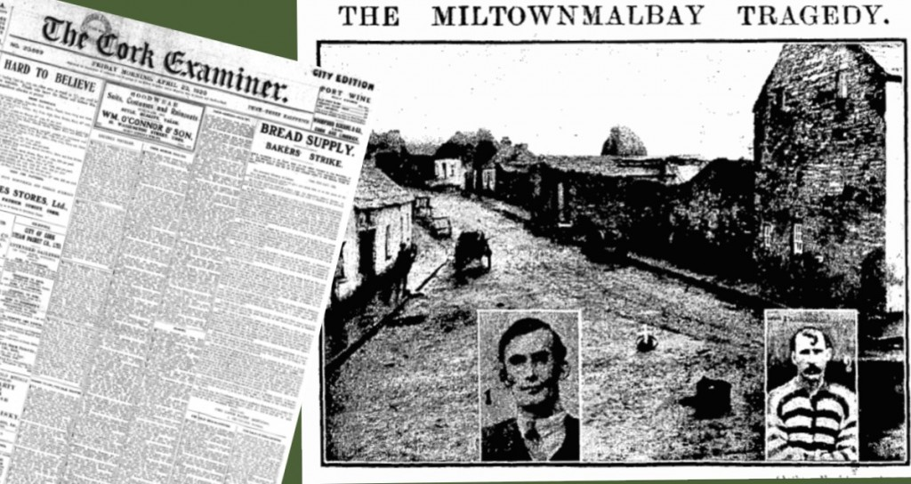 Miltownmalbay Tragedy 18.April.1920