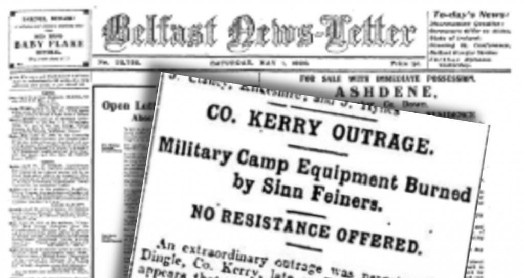 Irish War of Independence 01.May.1920