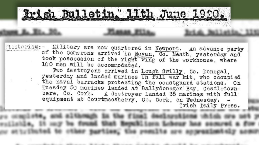 Irish Radical Newspapers