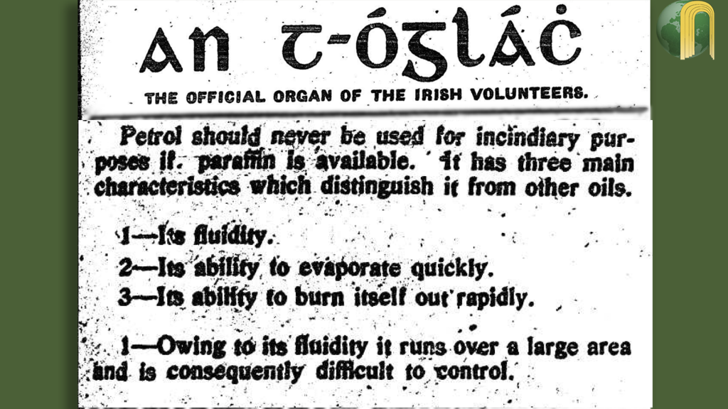 Guerilla Warfare Tips July 1920