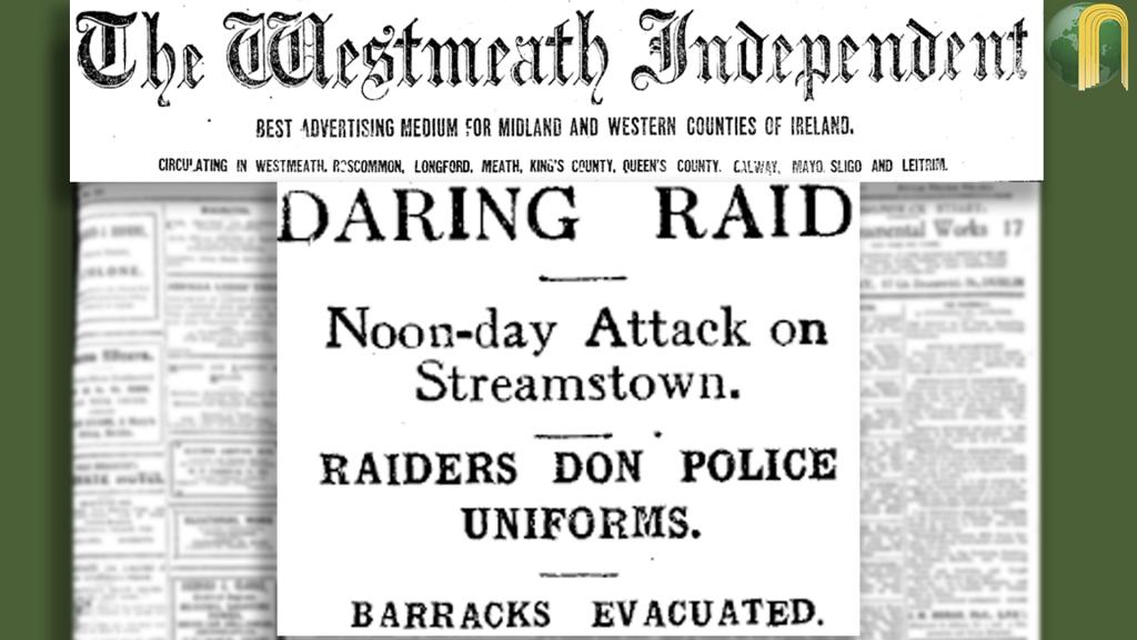 Streamstown July 1920