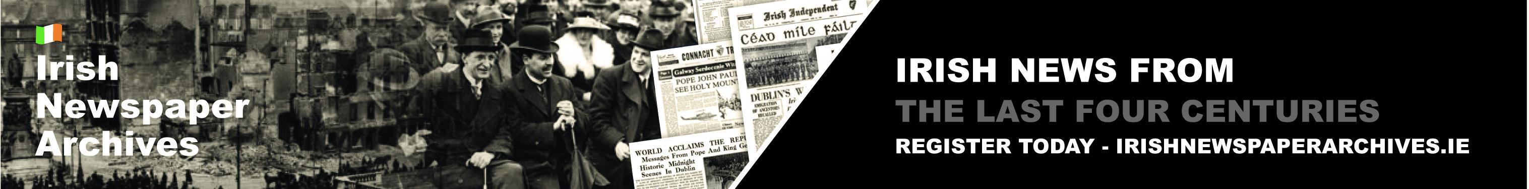 4 Centuries of Irish History