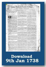 Belfast Newsletter Archive 1738 - current