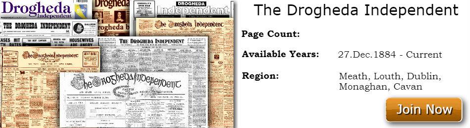 The Drogheda Independent Historical Newspaper