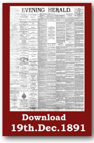 Evening Herald Irish Newspaper Archives