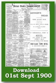 Irish Daily Independent 1893 - 1904