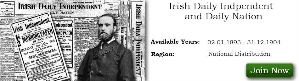 The Irish Daily Independent & Daily Nation archives Historical newspaper