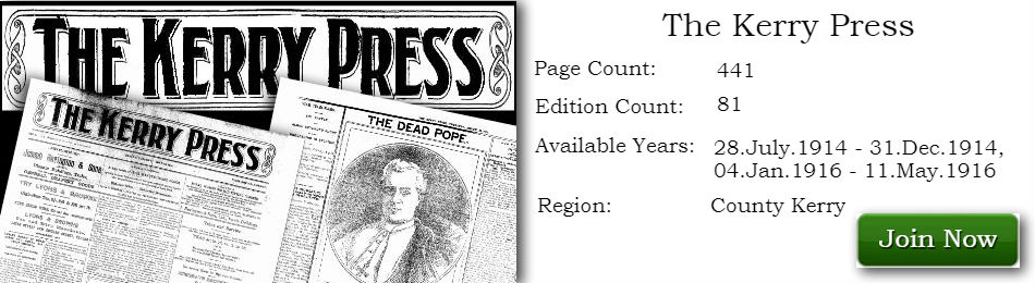 The Kerry Press Historical Newspaper Archive