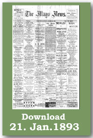 The Mayo News 1893 to current day. Irish Genealogy research